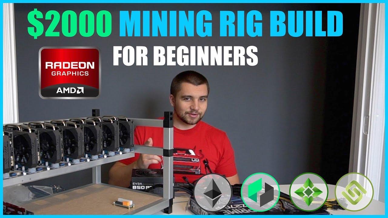 starter bitcoin mining rig nakamoto satoshi bitcoin
