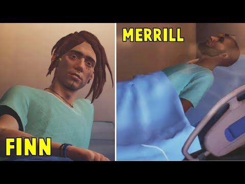 Say Goodbye to Finn VS Finding Merrill Alive -All Choices- Life is Strange 2 Episode 4 Faith