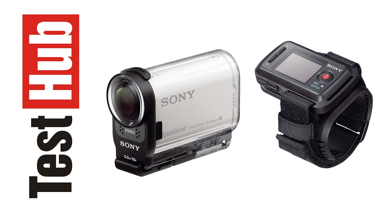 sony hdr as200v r action cam test review recenzja. Black Bedroom Furniture Sets. Home Design Ideas