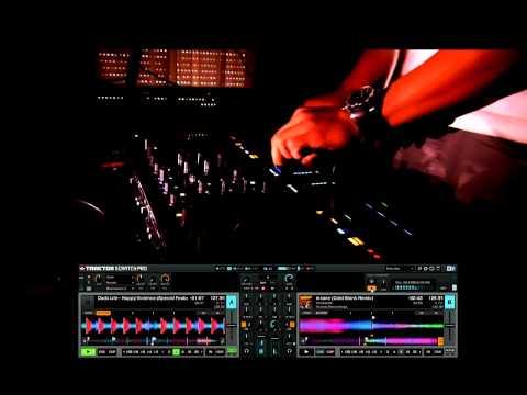 [ELECTRO HOUSE] 2012 FEBRUARY OMFG Mix ( Artur White ) [ Traktor S4 + Traktor PRO 2 ]