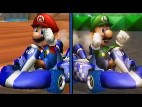 Mario Kart Wii - Balloon Battle (All courses)