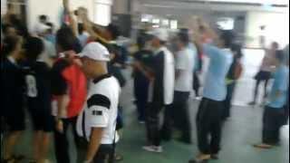 Selesai Perlawanan Futsal, Sukan KKM ke 27 di Sabah