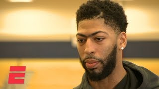 Anthony Davis did not request trade to Lakers, choosing 'legacy over money' | NBA Sound thumbnail