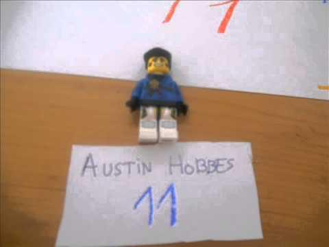Lego inazuma eleven 2 youtube - Lego inazuma eleven ...