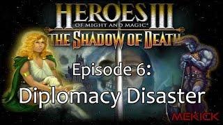 Heroes of Might and Magic III: Diplomacy 1v7 FFA (200%)