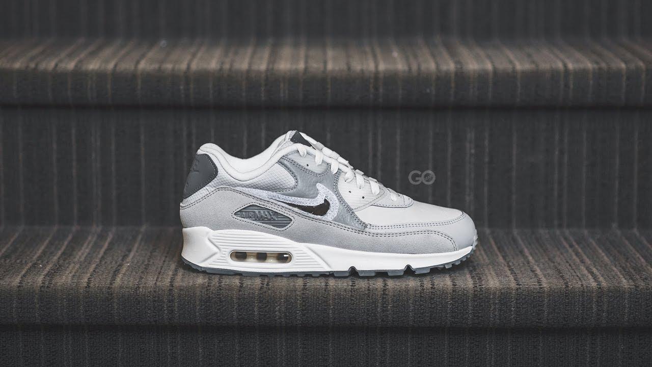 We stock various Nike Air Max 90 Premium Women's Dark Grey