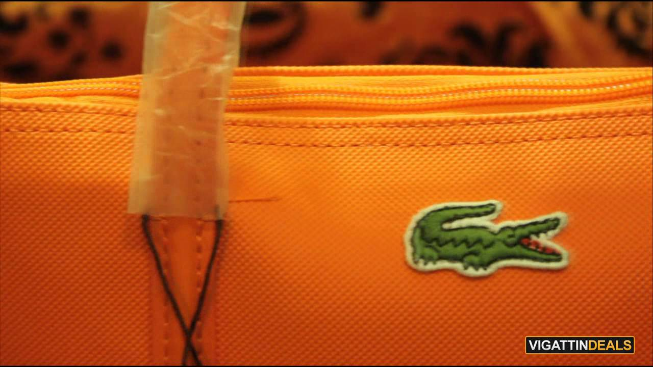 Polo Lacoste Original Vs Fake