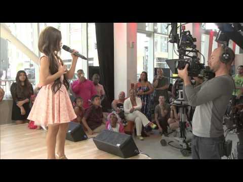 "Asia Monet - Bite Size TV Performance of ""1 Wish 4U"" #AMRTV"
