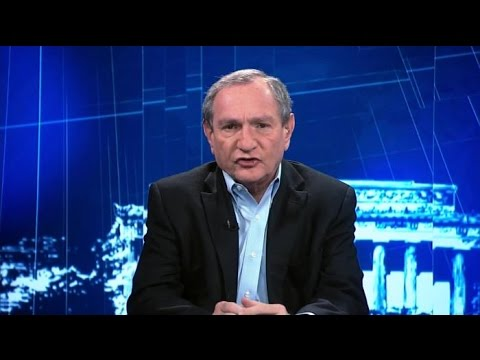 Author George Friedman Discusses his new book Flashpoints: The Emerging Crisis in Europe