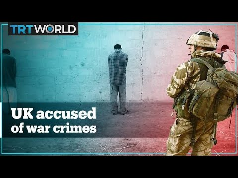 UK Government And Army Covered Up War Crimes – Report