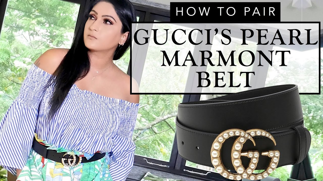 5c51151e29c HOW TO PAIR GUCCI S PEARL MARMONT BELT