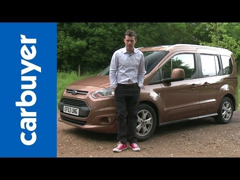 Ford Tourneo Connect MPV 2014 review - Carbuyer