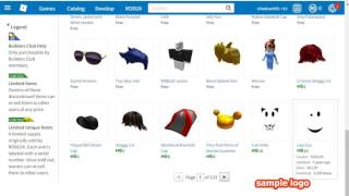 Roblox Free Clothes Buying Trick