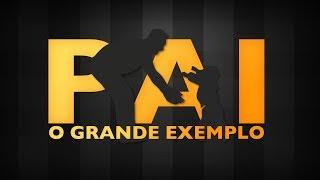 O GRANDE EXEMPLO! - VÍDEO ESPECIAL DIA DOS PAIS
