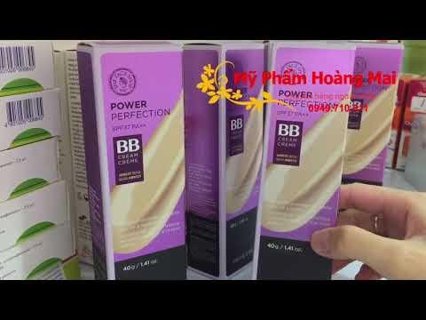 Hướng Dẫn Sử Dụng BB Cream The Face Shop