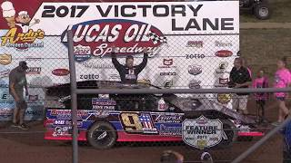 Lucas Oil Speedway Highlights 6/29/17