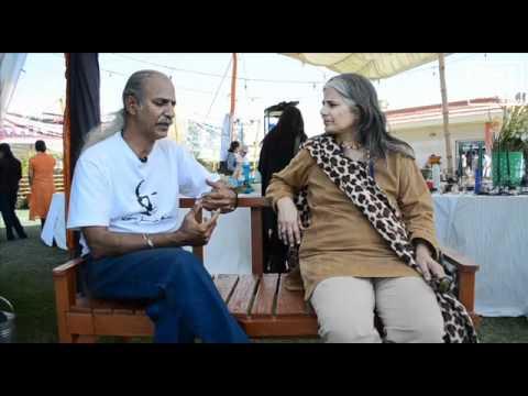 Afia Salam Show - Karachi Horticulture Festival 2012 - Part 2