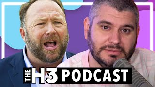 Infowars Attacks Ethan - H3 Podcast # 243