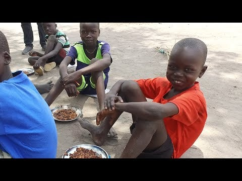 How Mary's Meals Is Helping To Bring Peace To South Sudan