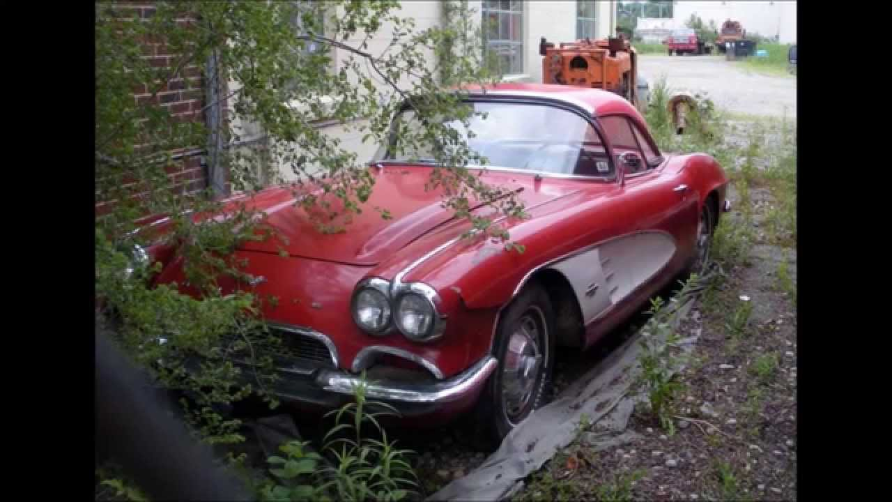 Barn Find Cars >> Barn Find Race Cars Youtube