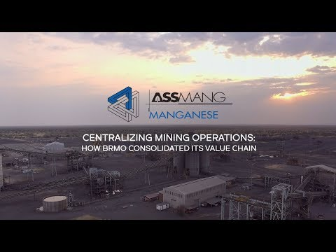 IS³ - Black Rock Success Story - Centralising Mining Operations