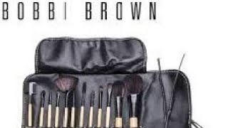 Bobbi Brown Makeup Brushes Kit review & use || Makeup Brushes complete knowledge || Beauty Hut
