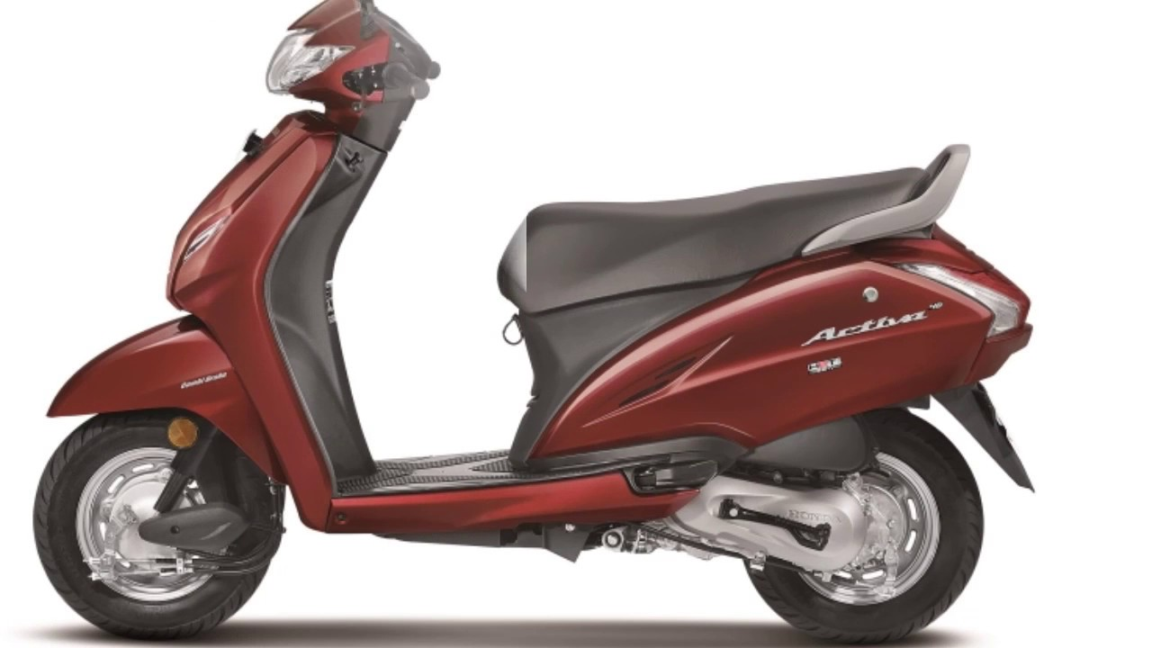 Latest Bike In 2017 Honda Activa 4g Specifications Youtube