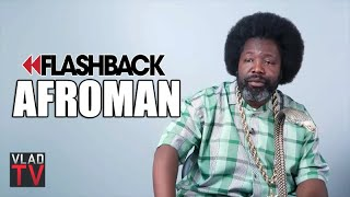 Afroman on Being Eight Tray Crip, Moving to Rival Rollin 60's School (Flashback)
