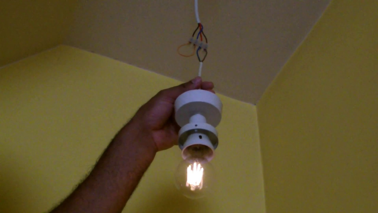 Led Dimly Lit Or Glowing Even When Switched Off Demo Youtube Filament Light Dimmer Circuit Electronic Circuits