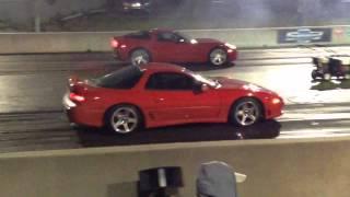 3000gt vr4 vs corvette