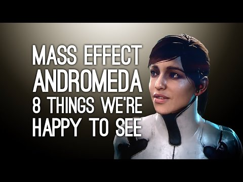 Mass Effect Andromeda: 8 Things We're Happy to See in the Mass Effect Andromeda Trailer at E3 2016