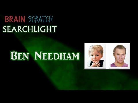 Ben Needham on BrainScratch Searchlight