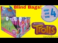 Dreamworks Trolls Series 4 Blind Bags Surprise Toys Opening Fun Kids Toy Names Bag