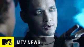 'Shadowhunters': Meet Magnus Bane | MTV News