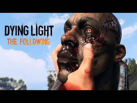 ПРОБИРАЕМСЯ ЧЕРЕЗ ТОЛПЫ ЗОМБИ В ПОИСКАХ ТАЙНОЙ МАСКИ ! - DYING LIGHT THE FOLLOWING