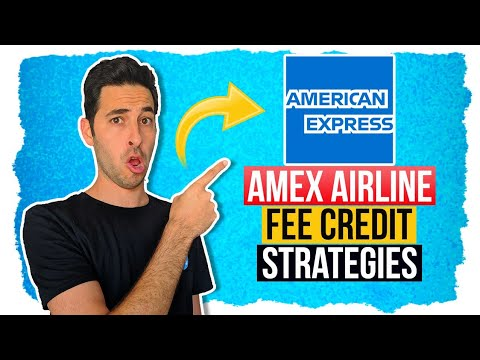 Amex Airline Fee Credit: Updated Clever Tips + Sneaky Tricks