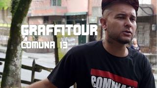 Graffitour - Comuna 13 (Medellín, Colombia) by OpenHorizon Films