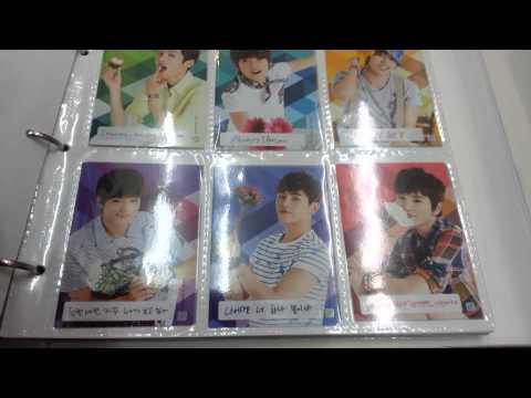 Preview Infinite Collection Card Full In Binder
