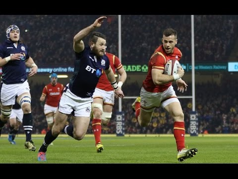 All Wales Tries 2016 - Welsh Rugby Union