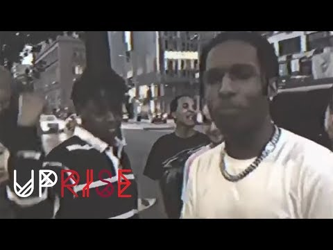 A$AP Rocky & Ski Mask The Slump God - Freestyle