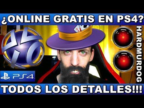 ¿ONLINE GRATIS EN PS4? Hardmurdog - Noticias - Detalles - Sony - Playstation - Ps4 - Ps Plus Gratis