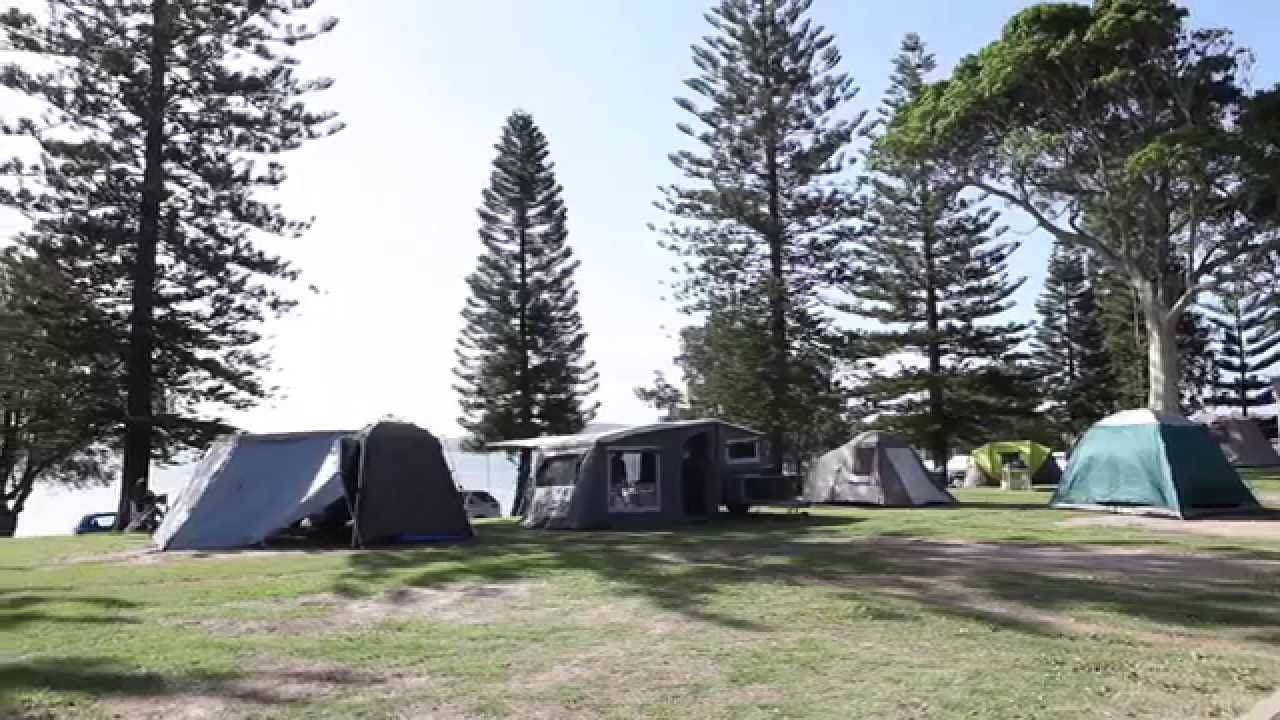 Belmont Pines Lakeside Caravan Park belmont pines lakeside holiday park