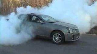 Cadillac cts 2004 smokeshow