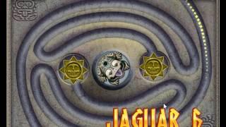 Zuma Deluxe Gauntlet Mode (Random) Part 3 (Jaguar)