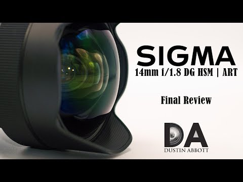 Sigma 14mm f/1.8 ART | Image Quality, Coma, & Review | 4K