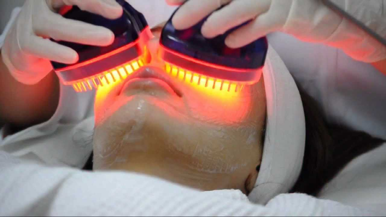 Keuk Solitone - Led Light Therapy - Youtube