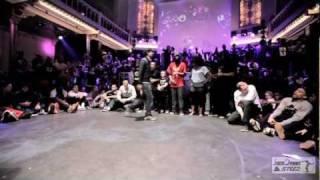 Juste Debout 2012 Finals Experimental