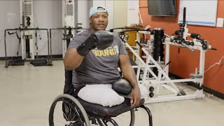 How Adaptive Boxing Changed This Double Amputee's Life | More in Common