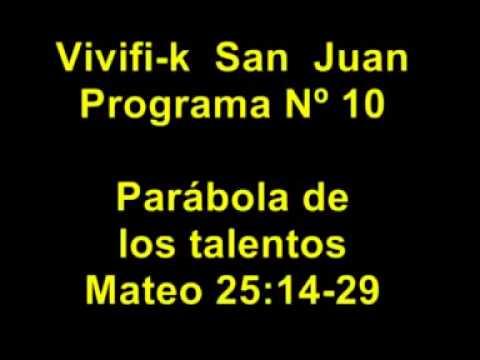 Programa Nº 10 - Vivifi-k San Juan Radio