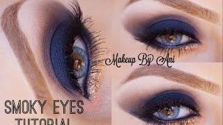 Smoky eye tutorial by Makeup by Ani Thumbnail